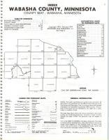 Index Map, Wabasha County 1979